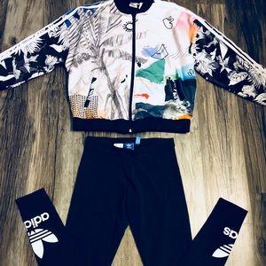 Adidas originals outfit